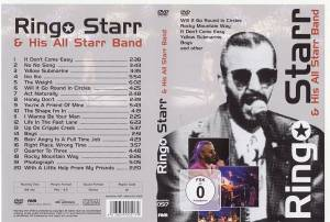Cover - Ringo Starr And His All Starr Band: Ringo Starr & His All Starr Band