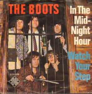 Cover - Boots, The: In The Midnight Hour