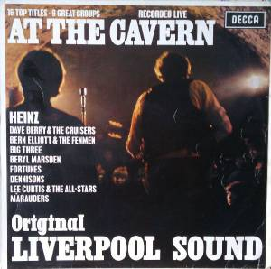 Cover - Lee Curtis & The All Stars: At The Cavern
