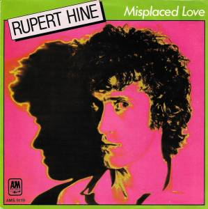 Cover - Rupert Hine: Misplaced Love