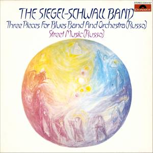 Cover - Siegel-Schwall Band, The: Siegel-Schwall Band & The San Francisco Symphony Orchestra, The