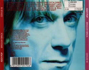 Iggy Pop: Brick By Brick (CD) - Bild 2