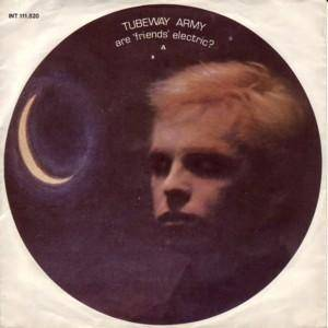 "Cover - Tubeway Army: Are ""Friends"" Electric?"