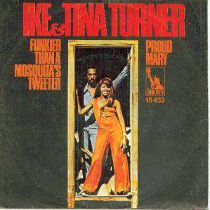 Ike & Tina Turner: Proud Mary - Cover