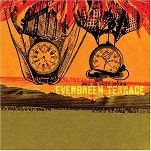 Cover - Evergreen Terrace: Burned Alive By Time