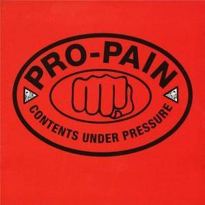 Cover - Pro-Pain: Contents Under Pressure