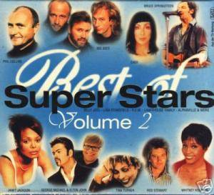 Best Of Super Stars Vol. 2 (2-CD) - Bild 1