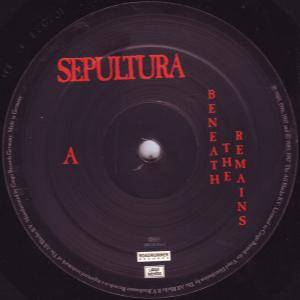 Sepultura: Beneath The Remains (LP) - Bild 3