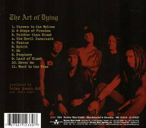Death Angel: The Art Of Dying (CD) - Bild 2