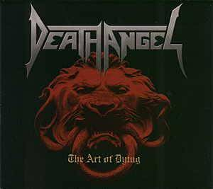 Death Angel: The Art Of Dying (CD) - Bild 1