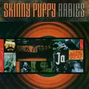 Cover - Skinny Puppy: Rabies