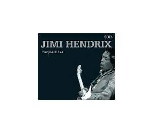 Jimi Hendrix: Purple Haze - Cover