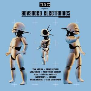 Advanced Electronics - Cover