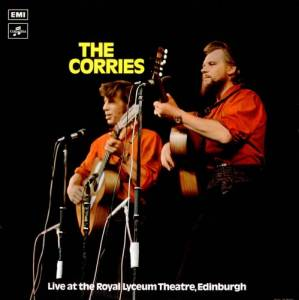 Cover - Corries, The: Live At The Royal Lyceum Theatre, Edinburgh