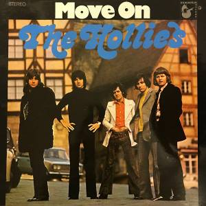 Cover - Hollies, The: Move On