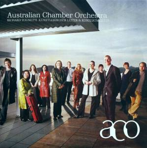 Cover - Béla Bartók: ACO - Australian Chamber Orchestra