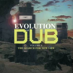 Cover - Prince Jammy: Evolution Of Dub Volume 8: The Search For New Life