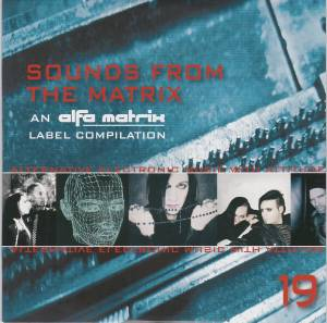 Cover - Mondträume: Alfa Matrix - Sounds From The Matrix 19