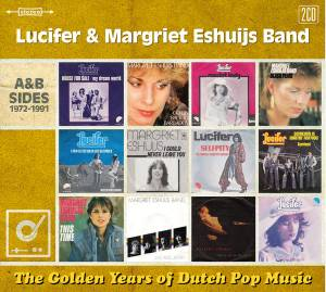 Cover - Lucifer: Golden Years Of Dutch Pop Music (A&B Sides 1972-1991), The