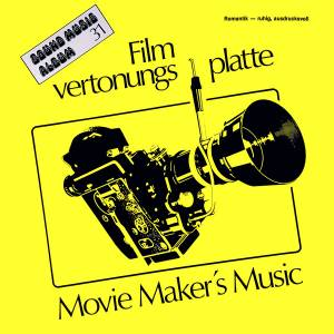 Cover - Peter Thomas: Sound Music Album 31
