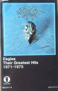 Eagles: Their Greatest Hits 1971-1975 (Tape) - Bild 1
