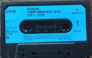 Eagles: Their Greatest Hits 1971-1975 (Tape) - Bild 3
