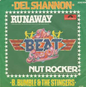 Cover - B. Bumble & The Stingers: Runaway / Nut Rocker