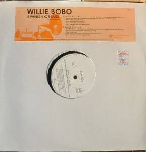 Cover - Willie Bobo: Spanish Grease