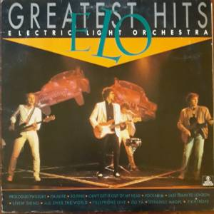 Cover - Electric Light Orchestra: Greatest Hits