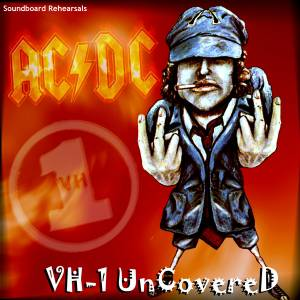 AC/DC: VH-1 Uncovered - Cover