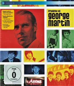 Cover - George Martin: Produced By George Martin