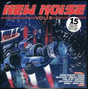 Cover - Core Of iO: Metal Hammer 306: New Noise Vol. 5