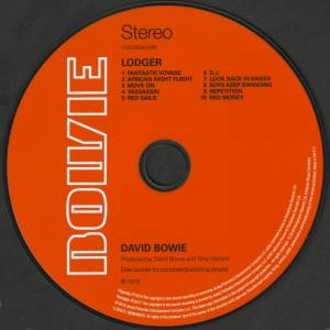 David Bowie: Lodger (CD) - Bild 6