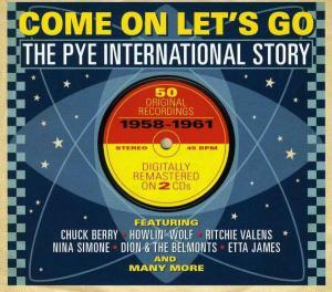 Come On Let's Go - The Pye International Story - Cover