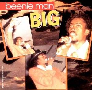 Cover - Beenie Man: Big