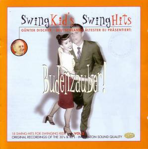 Swing Kid's Swing Hits Vol. 2 - Budenzauber! - Cover