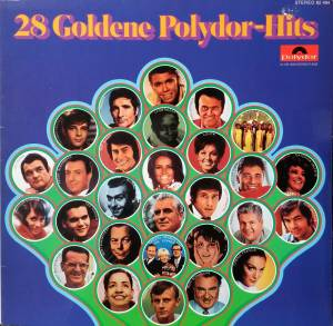 Cover - Friedel Hensch & Die Cyprys: 28 Goldene Polydor-Hits