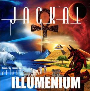 Illumenium: Jackal - Cover