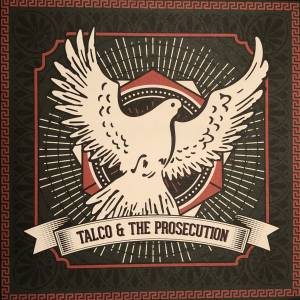Cover - Talco: Talco & The Prosecution