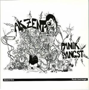 Cover - Akzent One: Panik & Angst