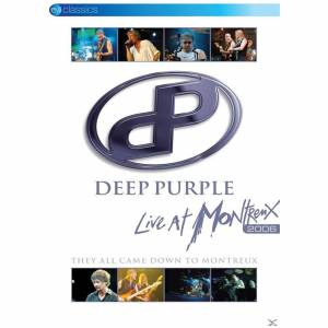 Deep Purple: Live At Montreux 2006 - Cover