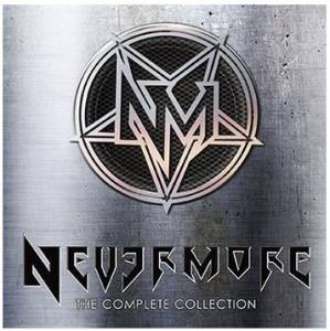 Nevermore: Complete Collection, The - Cover