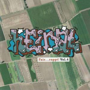 Fair...Rappt Vol. 4: Heimat - Cover