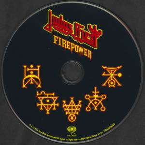 Judas Priest: Firepower (CD) - Bild 6
