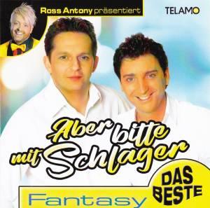 Fantasy Aber Bitte Mit Schlager Cd 2018 Best Of Compilation