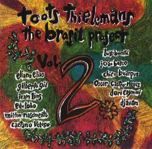 Cover - Toots Thielemans: Brasil Project Vol. 2, The