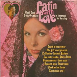 Cover - Geoff Love And His Orchestra: Latin With Love