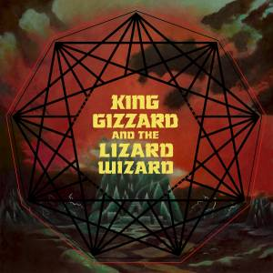 King Gizzard And The Lizard Wizard: Nonagon Infinity (LP) - Bild 1