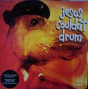 "Jesus Couldn't Drum: Autumn Leaves EP (12"") - Bild 1"