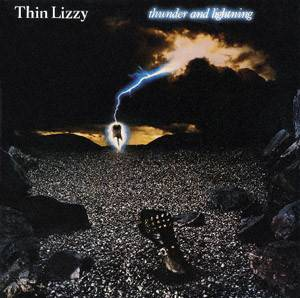 Thin Lizzy: Thunder And Lightning (CD) - Bild 1